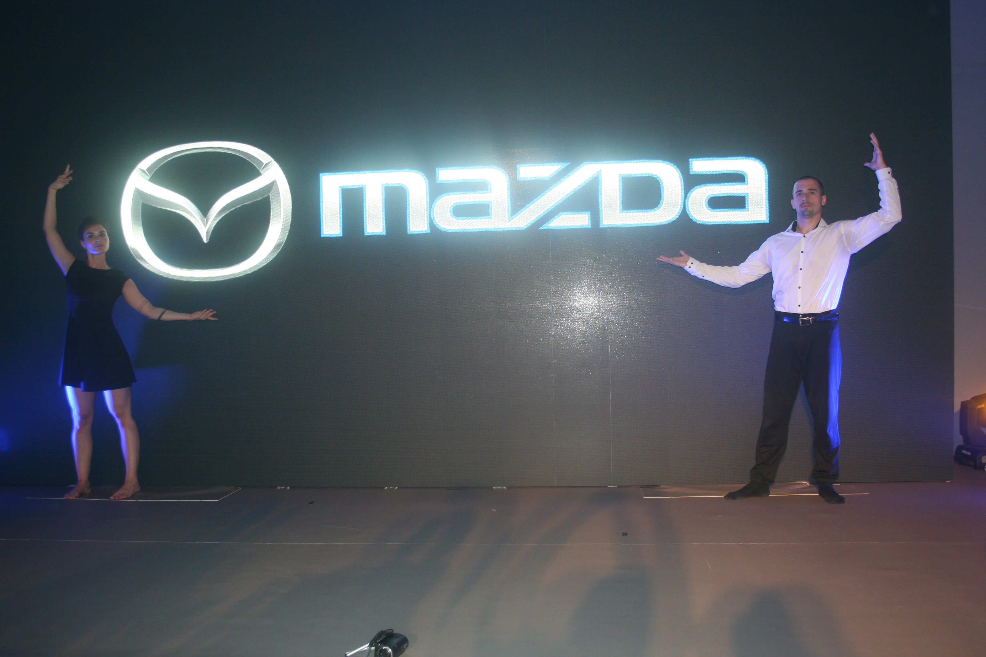 New Mazda Launch Party